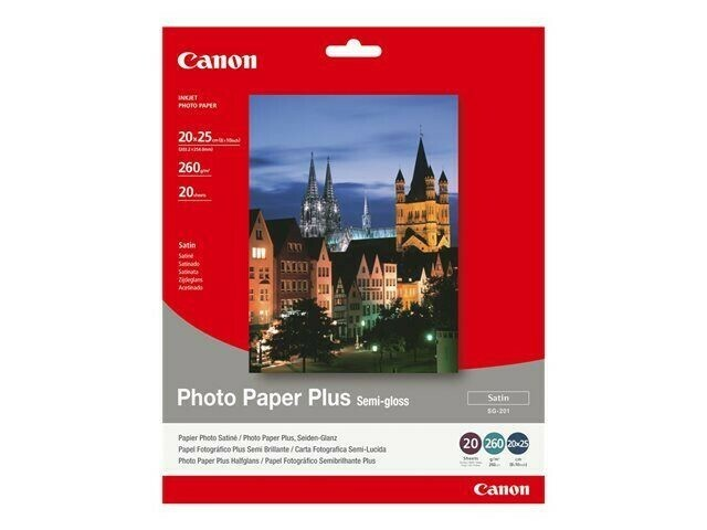 Canon SG-201 20x25cm, 260g, 20 sheets (1686B018/)