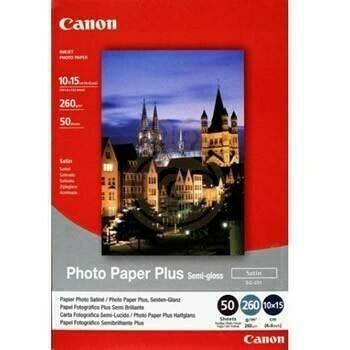 Canon SG-201 10x15cm, 260g, 50 sheets (1686B015)