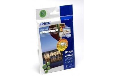 EPSON Premium Semigloss Photo 10x15cm Stylus Photo 251g 50 sheets, S041765