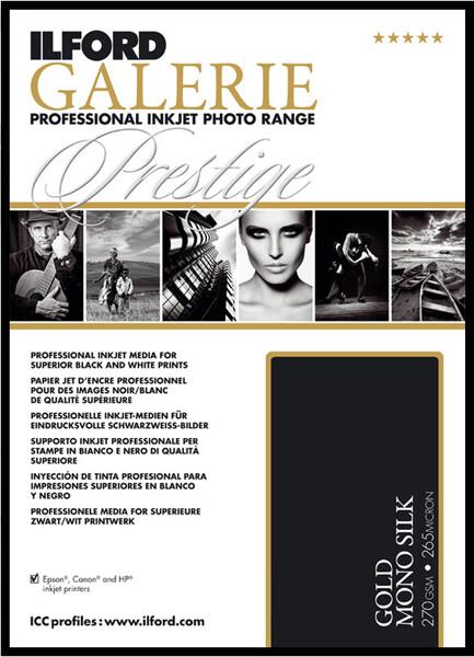 Ilford Prestige Gold Mono Silk A4 270 gr. 25 Blatt
