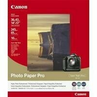 Canon PR-101 14 x 17 inch 245gsm High Gloss Photo Paper Pro Pack of 10 Sheets 1029A063