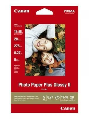 Canon Photo Paper Plus PP-201 13x18cm (2311B018) - 20 sheets