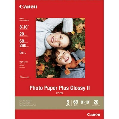 Canon Photo Paper Plus PP-201 20x25cm (2311B025) - 20 sheets