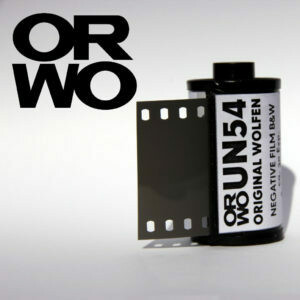 ORWO UN54 ISO 100  - 135-24 (available from approx. 07.07.2020)