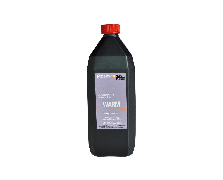 Moersch SE2 warm universal developer 1 litre