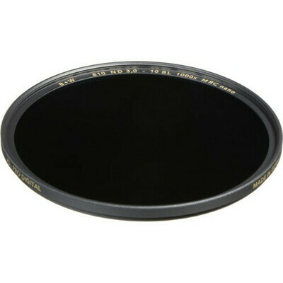 B+W 55mm XS-Pro MRC-Nano 810 ND 3.0 Filter (10-Stop) 1089244