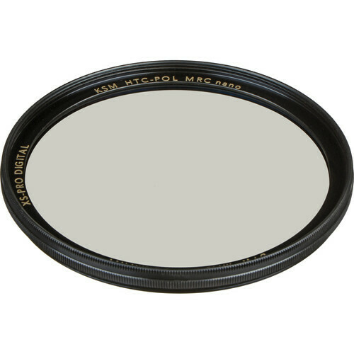 B+W 40.5mm XS-Pro Kaesemann High Transmission Circular Polarizer MRC-Nano Filter 1082656