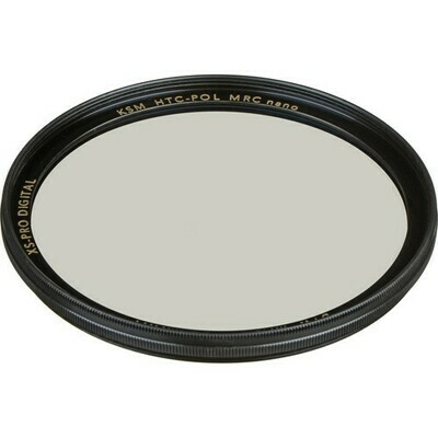 B+W 39mm XS-Pro Kaesemann High Transmission Circular Polarizer MRC-Nano Filter 1082655