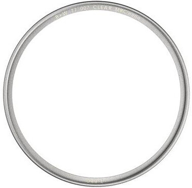 B+W 95mm Neutral-Clear (007) MRC nano 95mm T-Pro Filter - 1097743