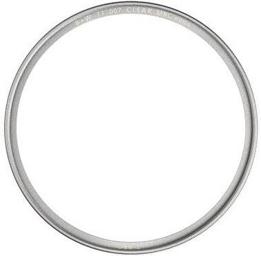 B+W 95mm T-PRO Clear Filter - 1097743