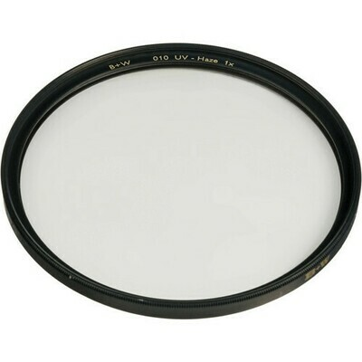 B+W 55mm UV Haze SC 010 Filter - 70107