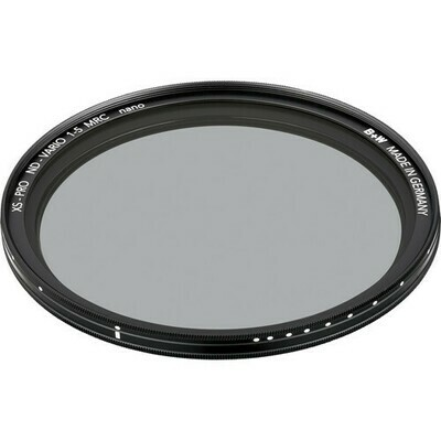 B+W 67mm XS-Pro Digital MRC nano Vario ND Filter - 1075250