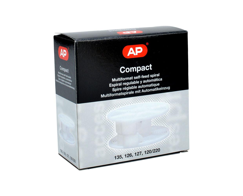 AP Multiformat self-feed spiral