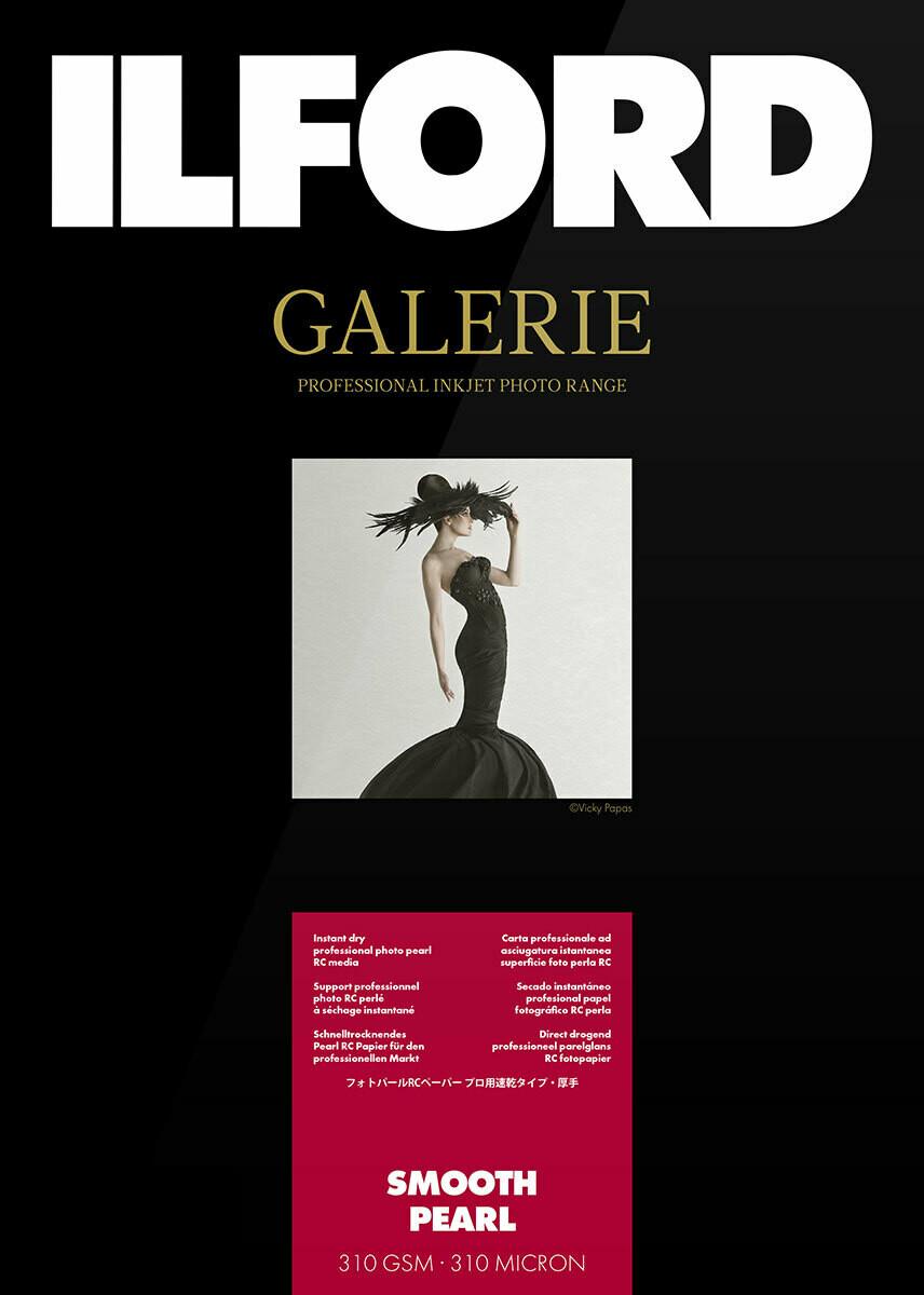 Ilford Galerie Smooth pearl 310 g/m², 10.2x15.2 cm / 4x6 Inch, 100 Blatt (2001743)