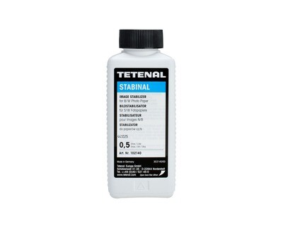 Tetenal Stabinal 500 ml - Image stabilizer for black and white papers (102140)