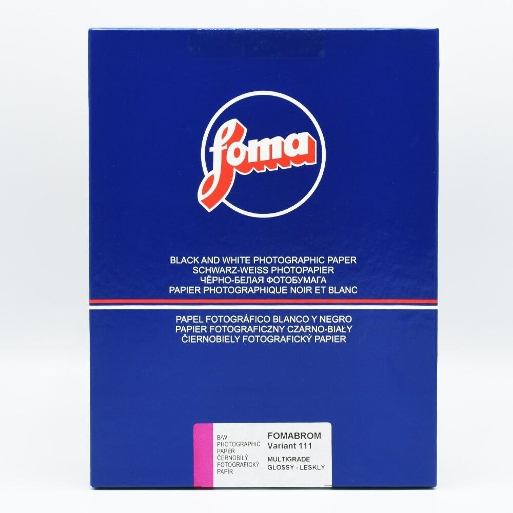 "Fomabrom Variant 111 FB glossy 30.5x40.6cm (12x16"") 50 sheets"