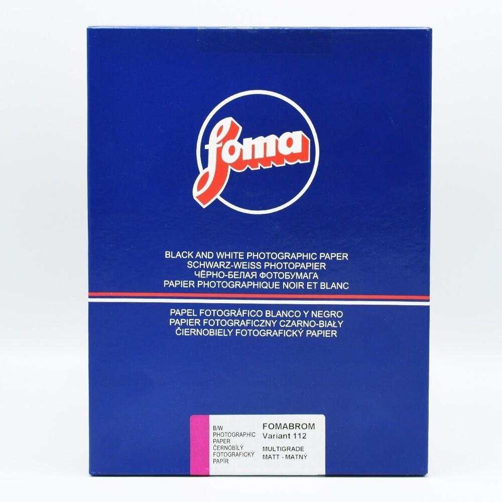 """Fomabrom Variant 112 FB Matt 12,7x17,8cm (5x7"""") 100 Blatt"""