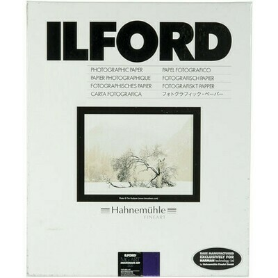 Ilford Multigrade Art 300 Paper, 12,7x17,8 cm / 5x7 Inch, 50 sheets (1170399)