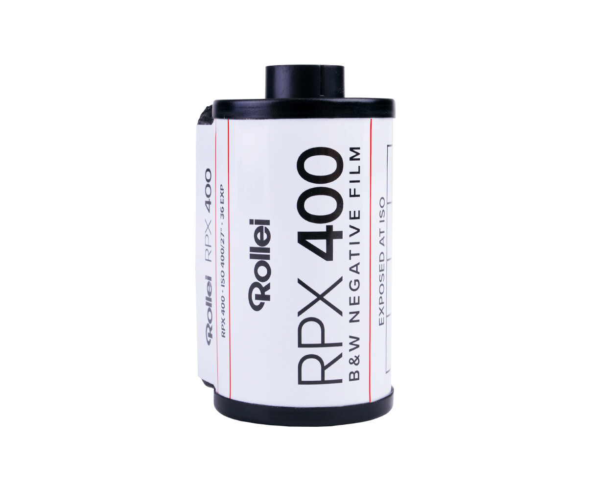 Rollei RPX 400 135-36 Black and White Negative Film  Date 03/2024