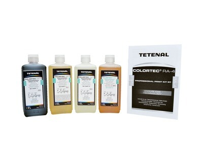 Tetenal Colortec© RA-4 Professional Print Kit RT for 5 Liter (102124)