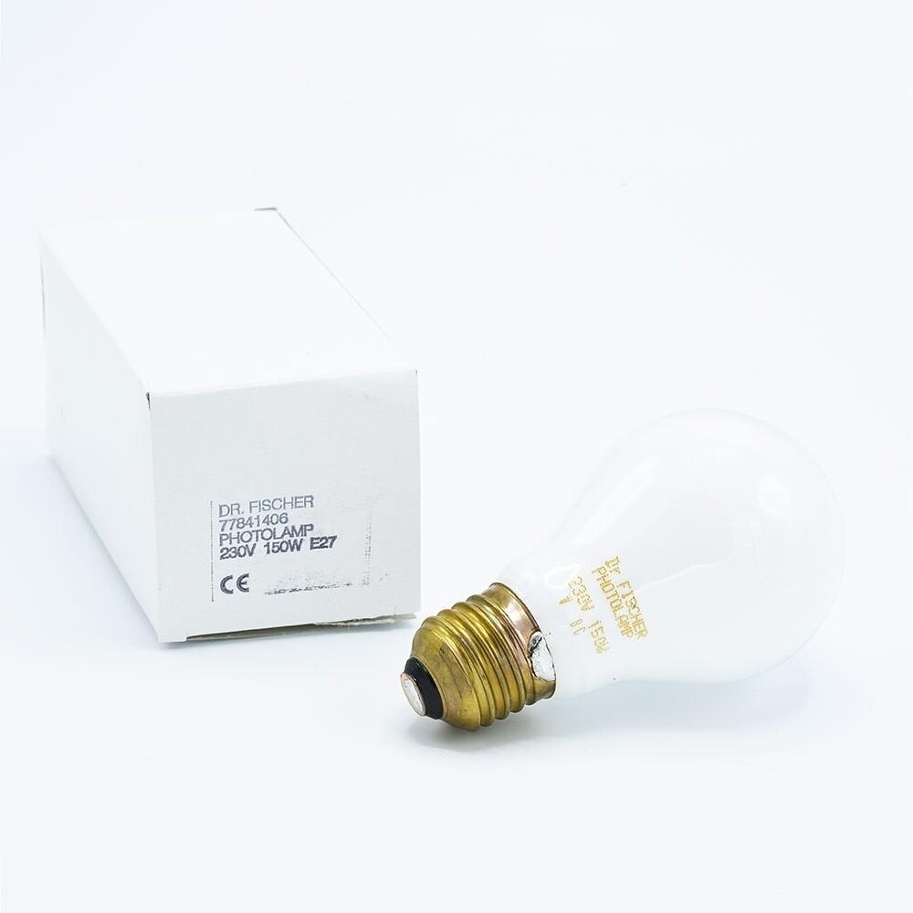 Dr. Fisher PF-605 - 150W / Photocrescenta Enlarger Lamp