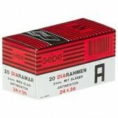 Gepe  AN-Glass Mounts 24x36mm - 20 pieces