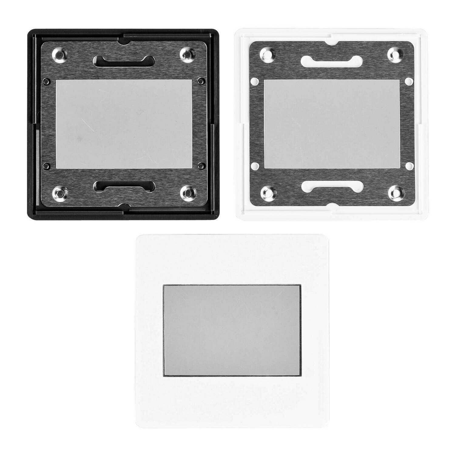 Gepe 24 x 36 with Metal-Mask in both halves for LKM Tray, 2mm, 100pcs/box