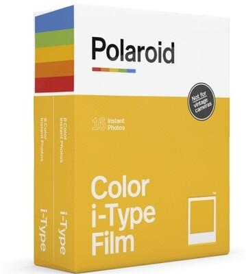 Polaroid Originals Color i-Type Instant Film (2x8 Exposures)