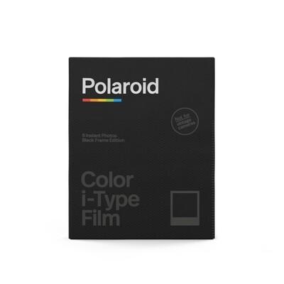 Polaroid Originals Color i-Type Instant Film (8 Exposures) -