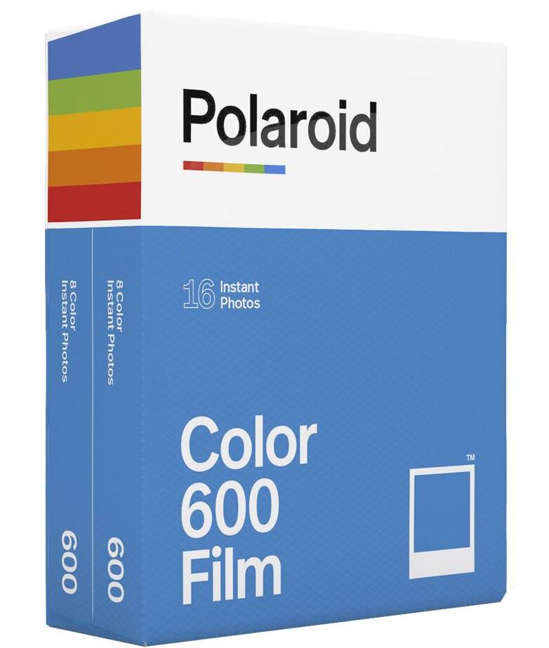 Polaroid Originals Color instant film for Polaroid 600-type cameras 640 ASA, 2x8 sheets