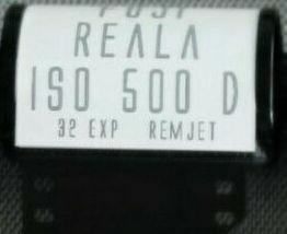 Fuji Reala 500D 8592 Daylight 35mm film cine movie still colour