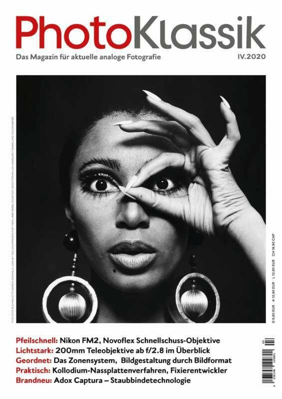 PhotoKlassik: das Magazin für aktuelle analoge Fotografie - Ausgabe IV.2020