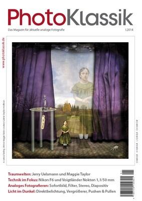 PhotoKlassik: das Magazin für aktuelle analoge Fotografie - Ausgabe I.2014