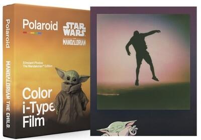 Polaroid Originals Color i-Type Instant Film (8 Exposures) Mandalorian Edition