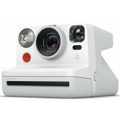 Polaroid Now Instant Film Camera white