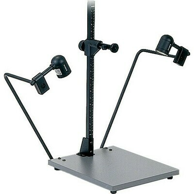 Kaiser 5360 Reprokid Copy Stand Kit - (supplied without lamps)