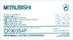 MITSUBISHI CK 900 S4P HX passport photo 130 sheet