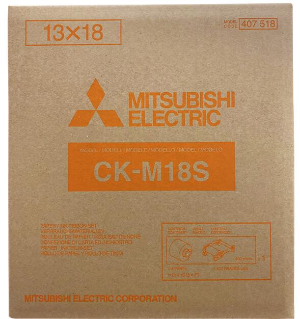 MITSUBISHI CK M18S 13x18cm (400 Ansichten)