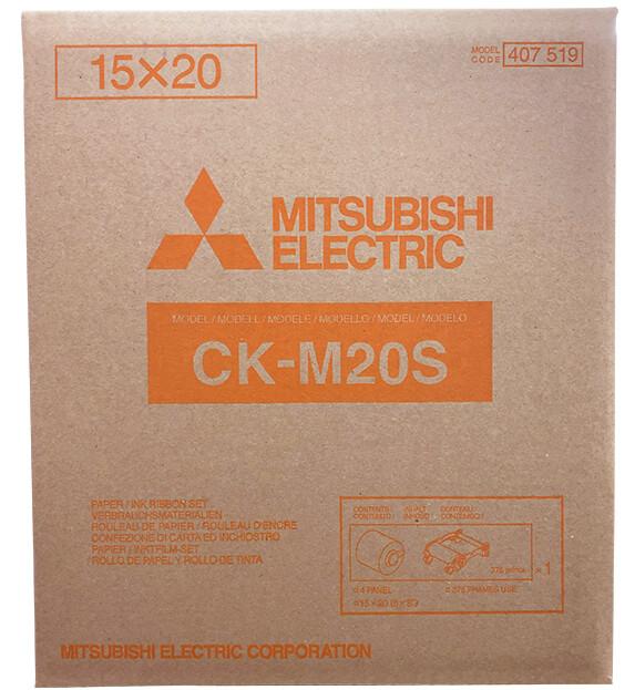 MITSUBISHI CK M20S 15x20cm - 6x8 inch (375 views)