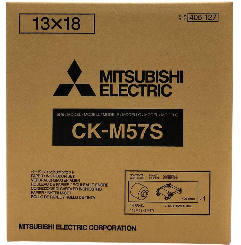 MITSUBISHI CK M57S 9x13cm / 13x18cm (800 views)