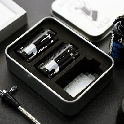 Analogheld 35mm Film Case for 3 135/36 films