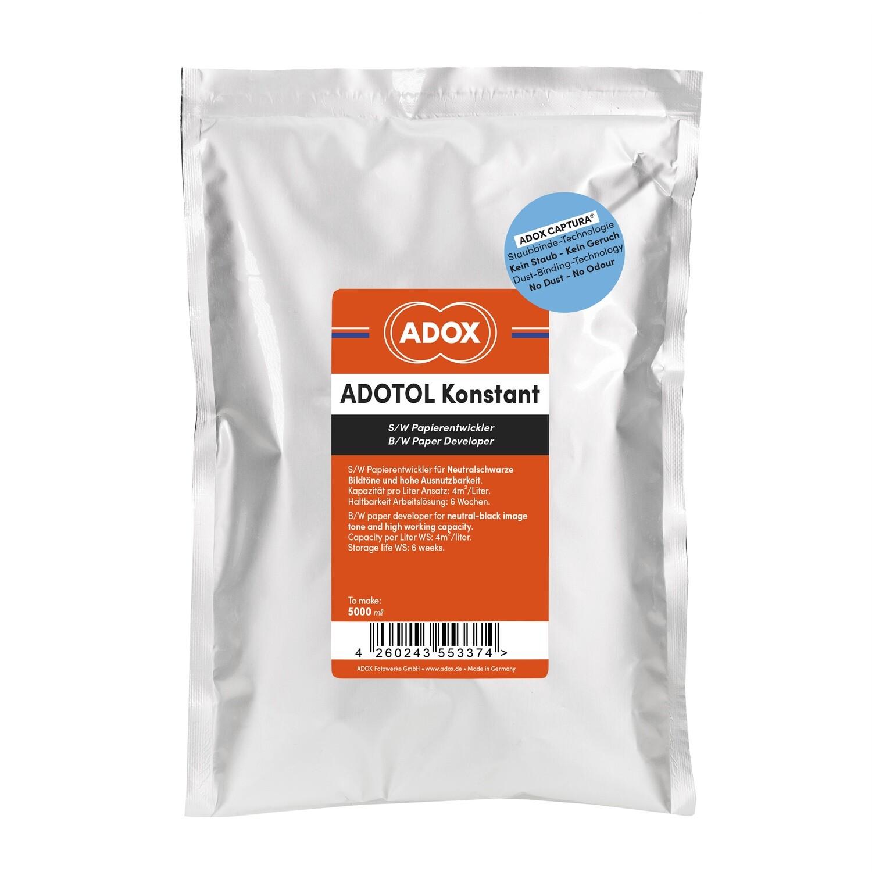 Adotol Konstant II High Capacity Paper Developer to make 5000 ml Paper Developer (identical to ORWO (Calbe) N113)