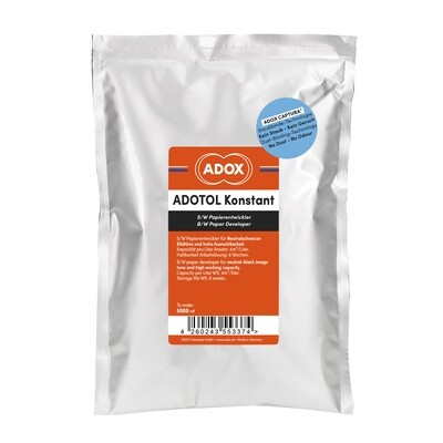 Adotol Konstant II High Capacity Paper Developer to make 5000 ml Paper Developer (identical to ORWO (Calbe) N113)