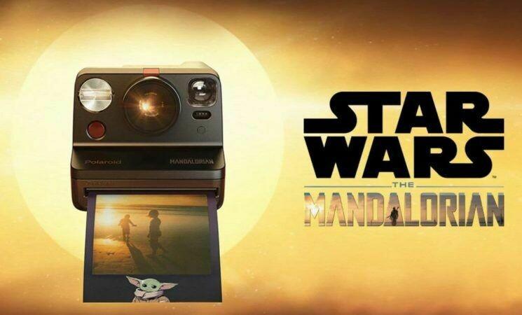 POLAROID ORIGINALS Star Wars Sofortbildkamera Now Mandalorian (limited Edition)