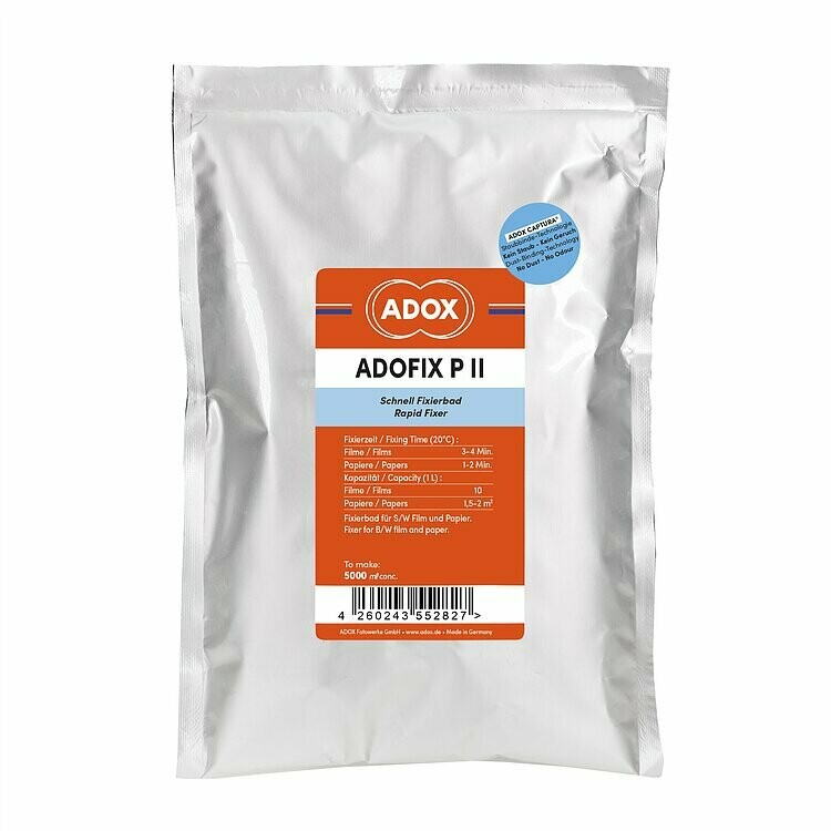 ADOX ADOFIX P II powder concentrate for 5 litre working solution