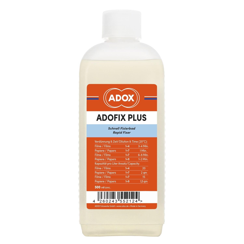 ADOX ADOFIX Plus Expressfixierer 500 ml Konzentrat