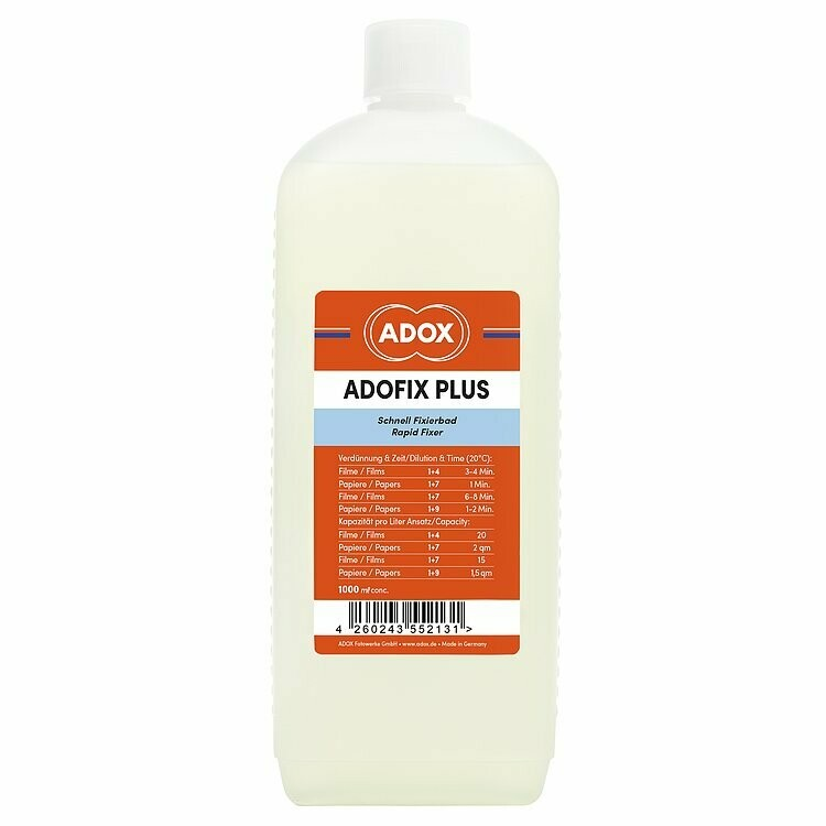 Adox Adofix Plus - High capacity express-fixer 1 Liter