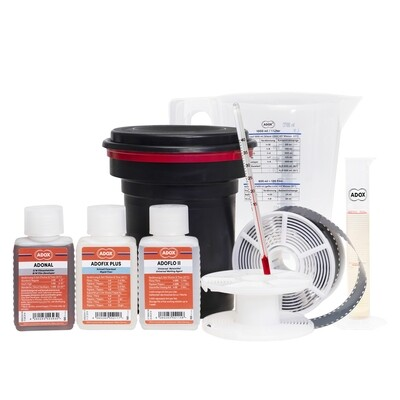Analog Film Starter Pack with interchangeable bag 40x43cm