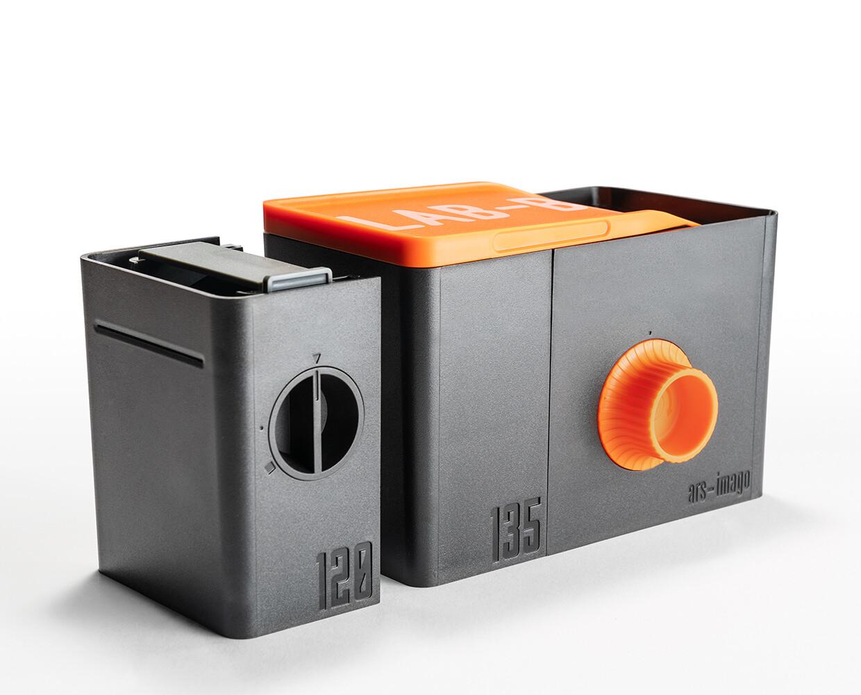 Lab-Box + Module 135 + Module 120