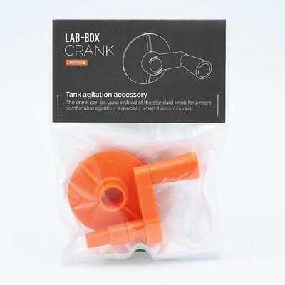 LAB-BOX Crank (Orange)